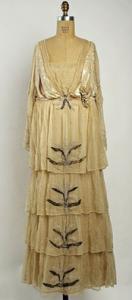 vestido século 20