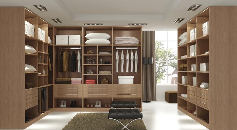 Planearte m veis planejados for Closets modernos para parejas