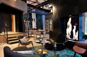 H.Cinq Codet - Restaurante - Bar lounge 3