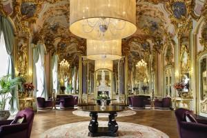 Villa Cora - Sala dos Espelhos 1